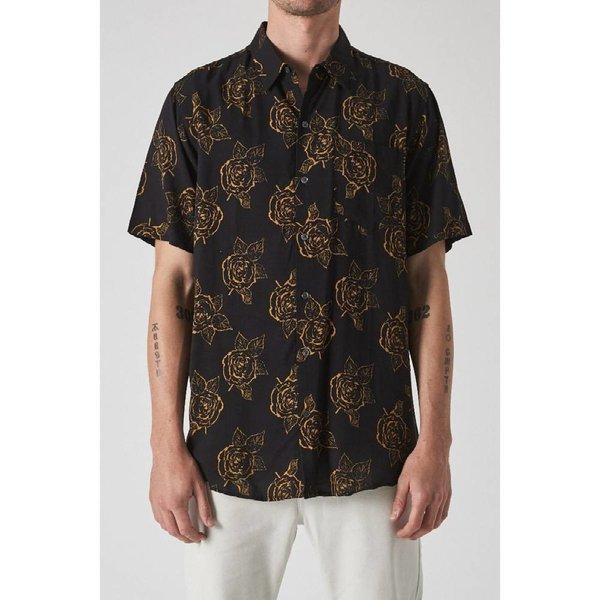 Neuw Rose S/S Shirt Black 33262S