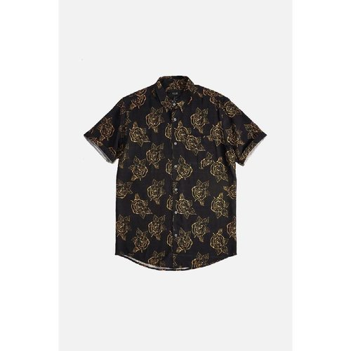 Neuw Neuw Rose S/S Shirt Black 33262S