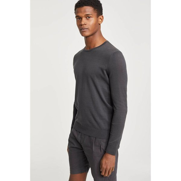 Closed Men's Knit Espresso Trui 91B