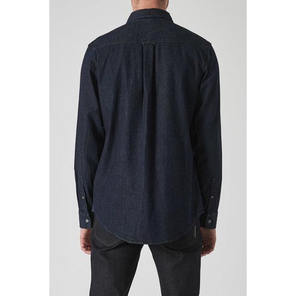 Neuw Waits Denim Shirt Rinse Indigo 33188