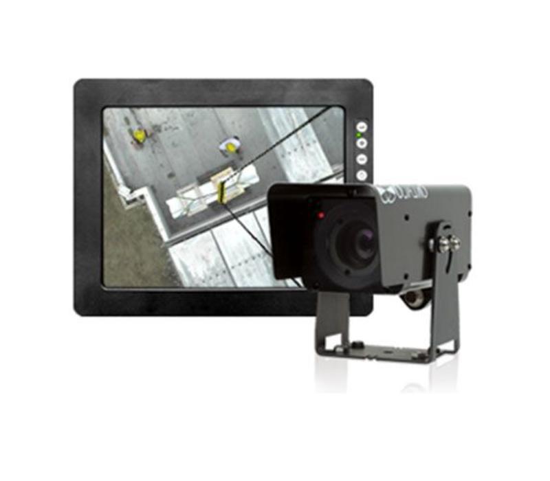 Camerasysteem loopkatkraan