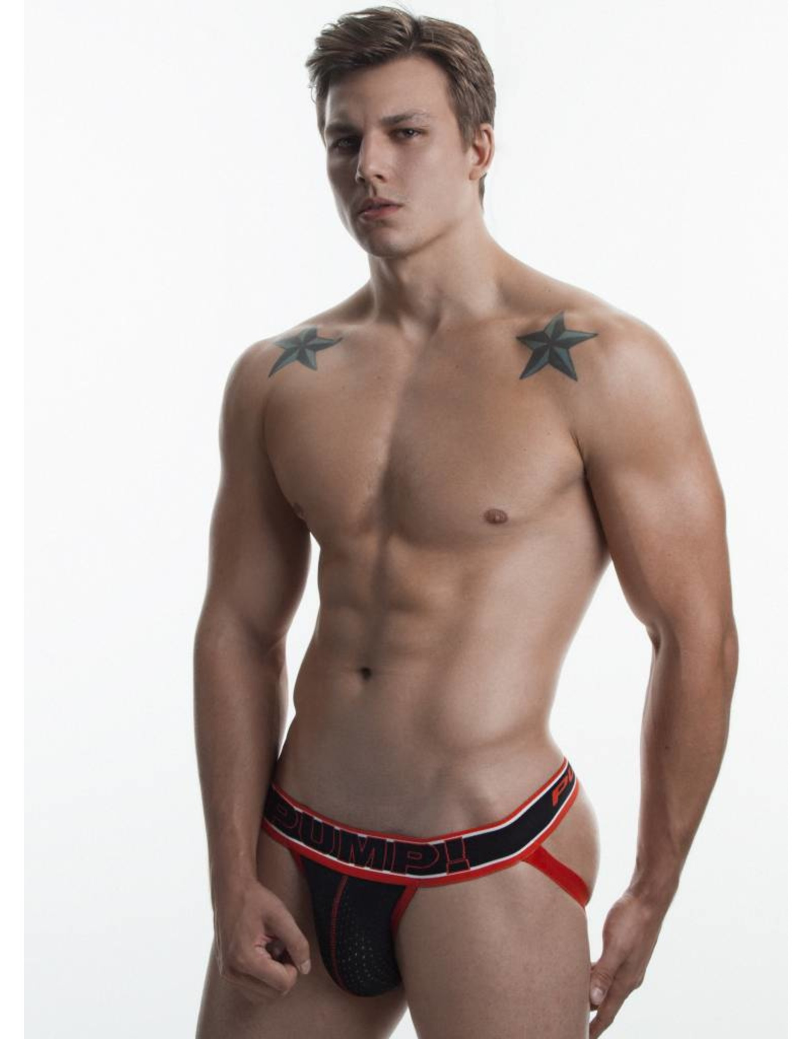 PUMP! Pump! Uppercut Jock