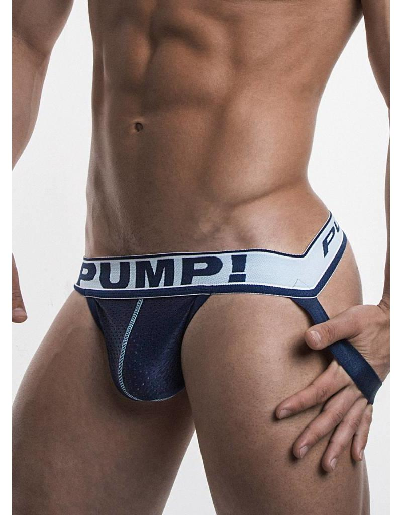 PUMP! PUMP! Blue Steel Jock