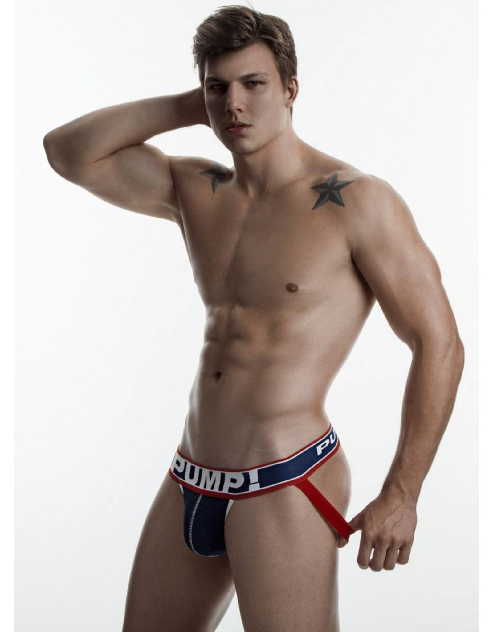 PUMP! PUMP! Big League Jock