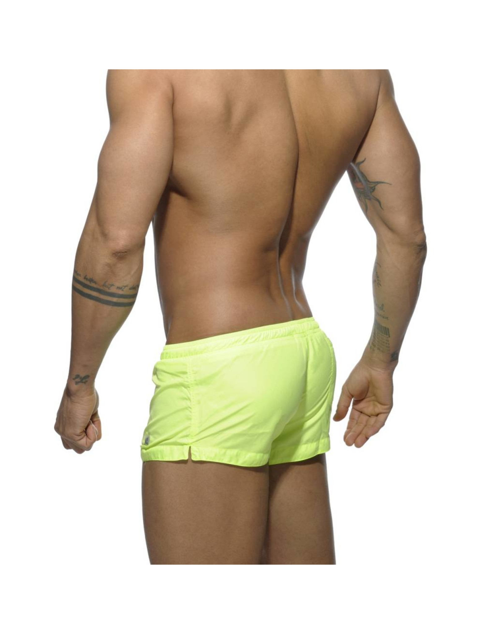 Addicted ADDICTED Basic Mini Short lemon green