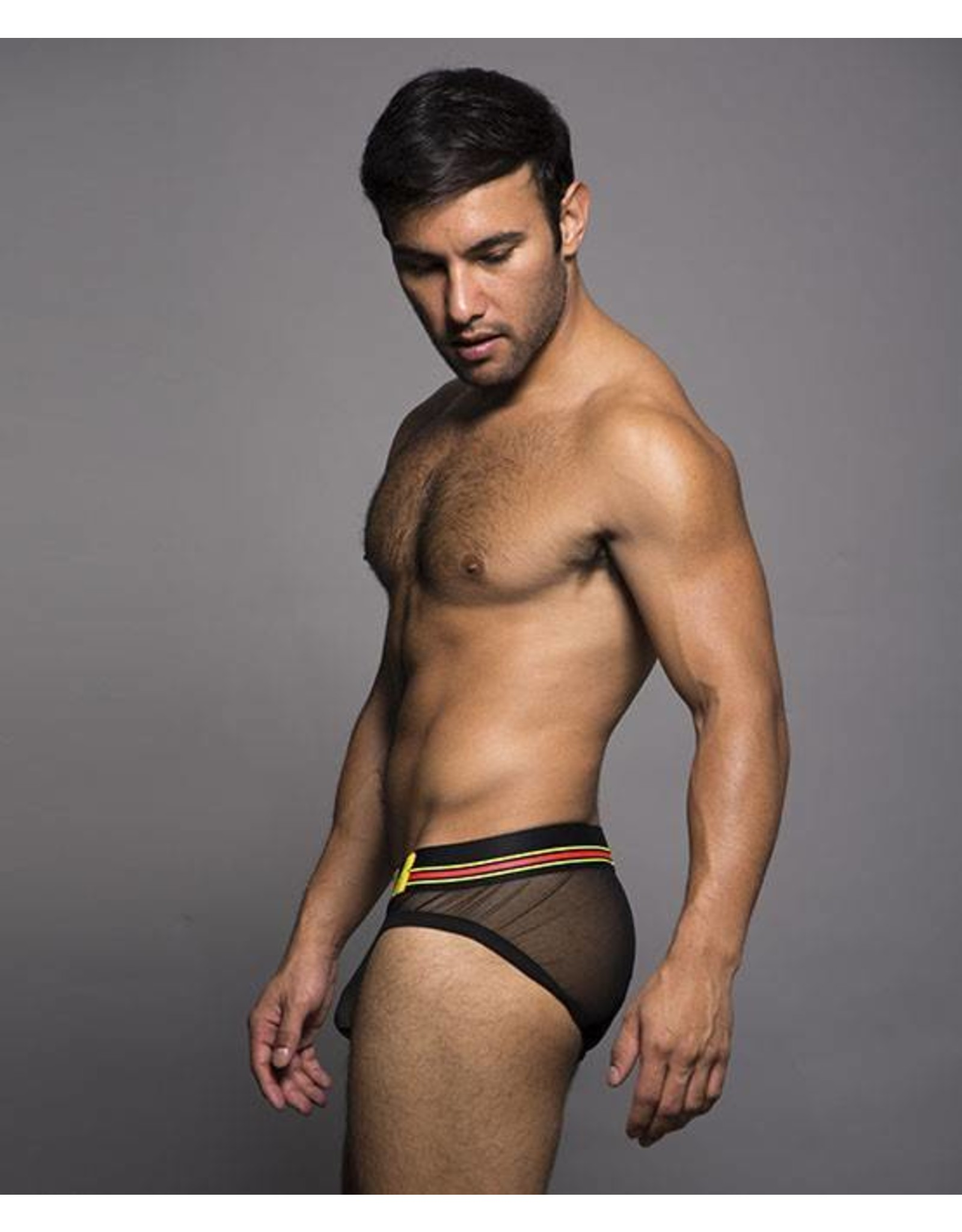 Andrew Christian Andrew Christian FUKR Expose Brief schwarz