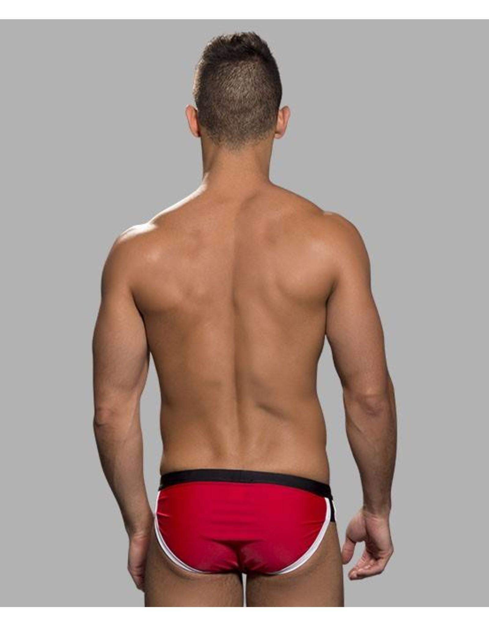 Andrew Christian Andrew Christian Avalon Bikini Red