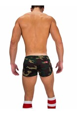 Barcode Berlin Barcode Berlin Gym Short Gibson