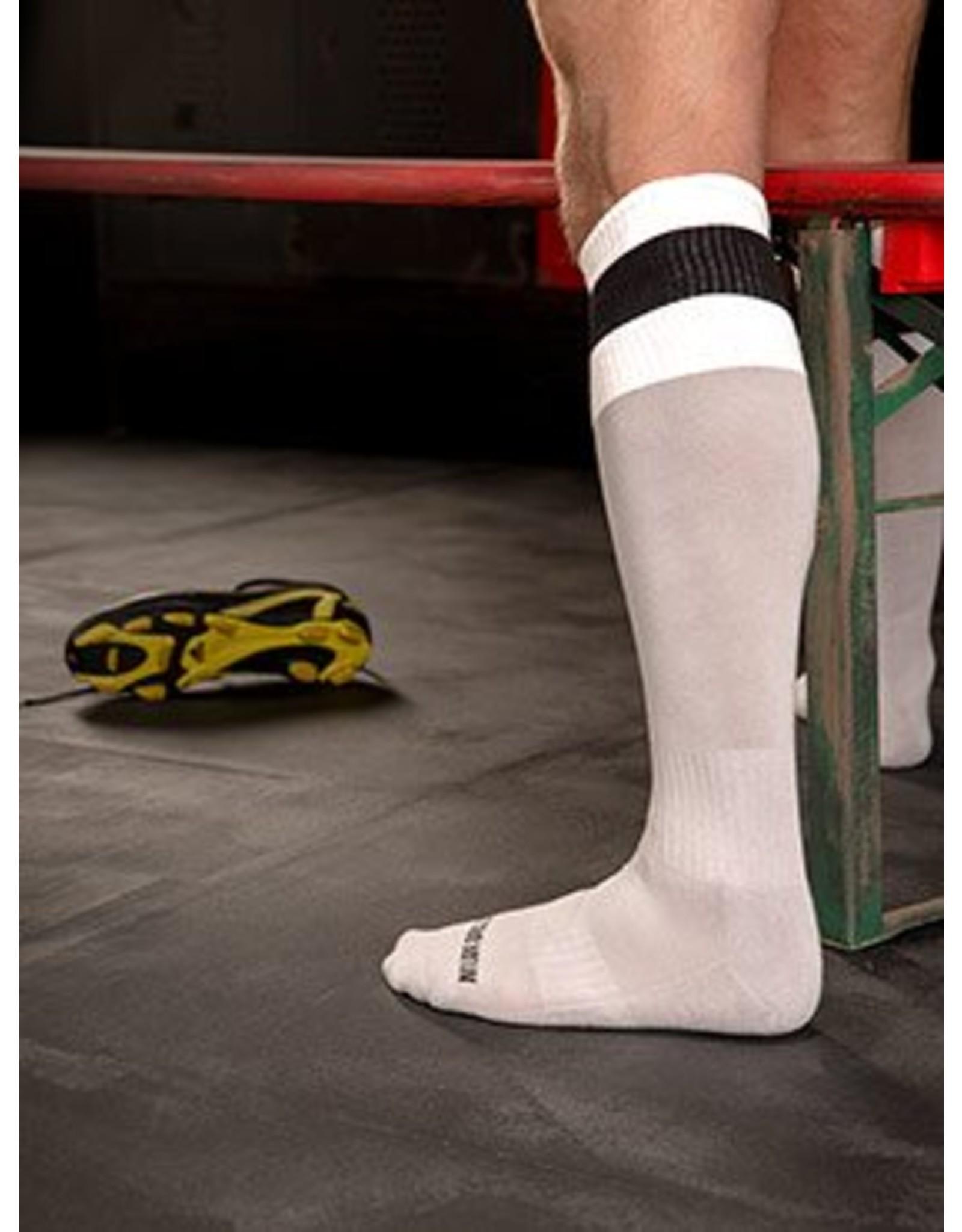 Barcode Berlin Barcode Berlin Football Socks blanc- noir