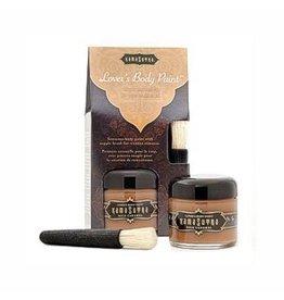 KAMASUTRA Körperbemalung Caramel