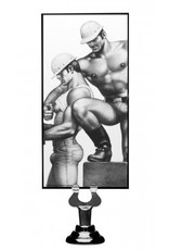 Tom of Finland Tom of Finland Hex Nut Cock Ring 3er Set