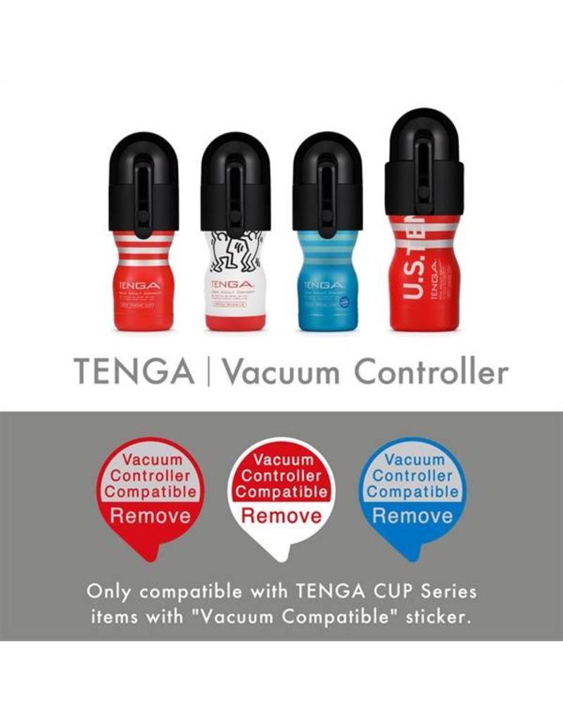 Tenga Tenga Cup Vacuum Controller & Tenga Deep Throat Cup US