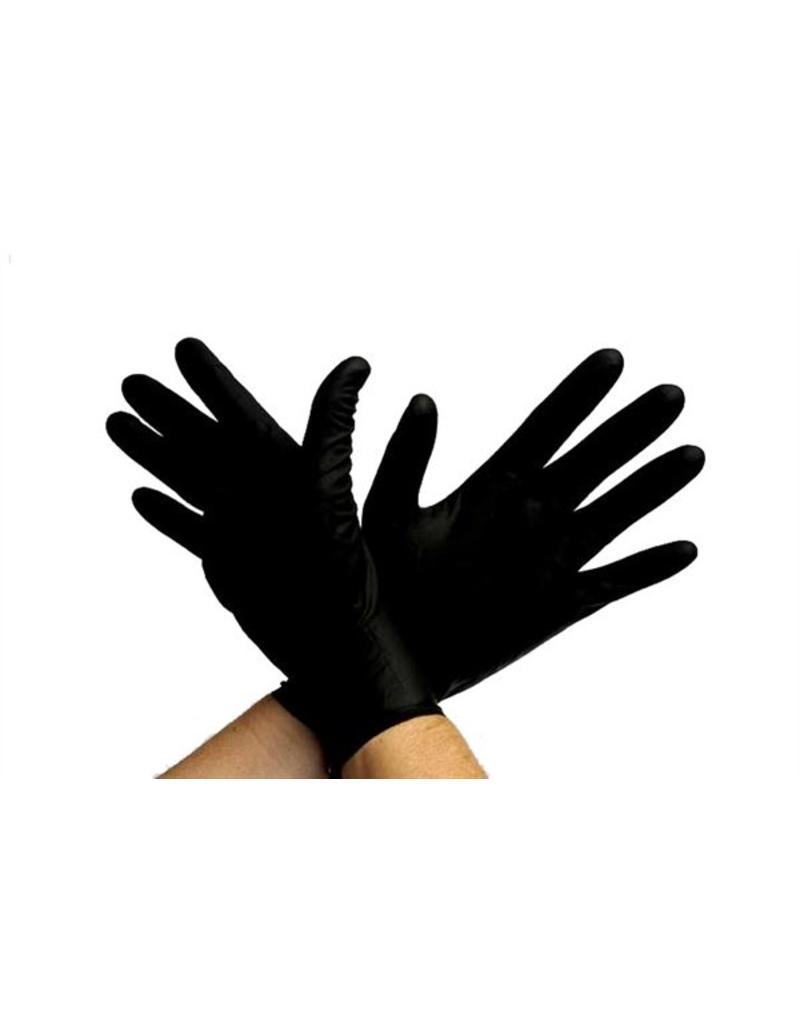 Latex Handschuhe Black 100 Stück