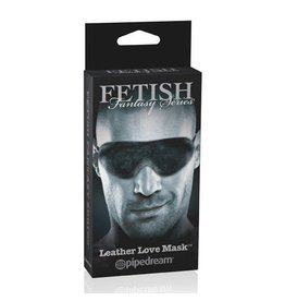 Fetish Fantasy Limited Edition Ledermaske