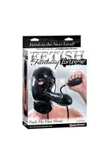 Fetish Fantasy Fuck my Face Maske
