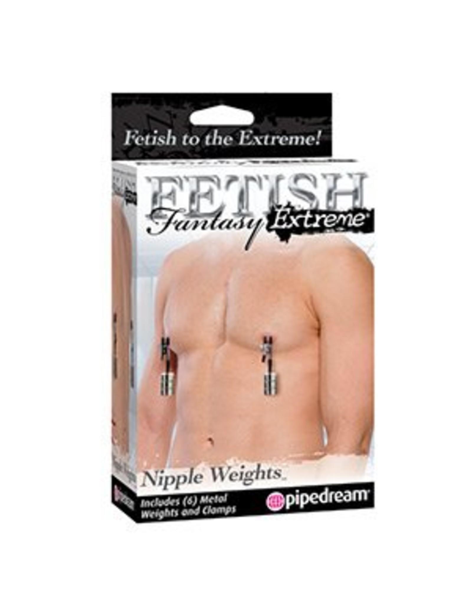 Fetish Fantasy Extreme Nipple Poids