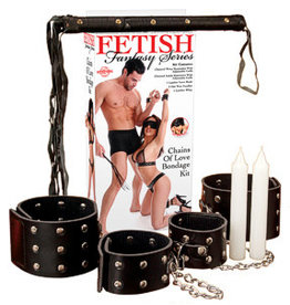 Fetish Fantasy BONDAGE KIT