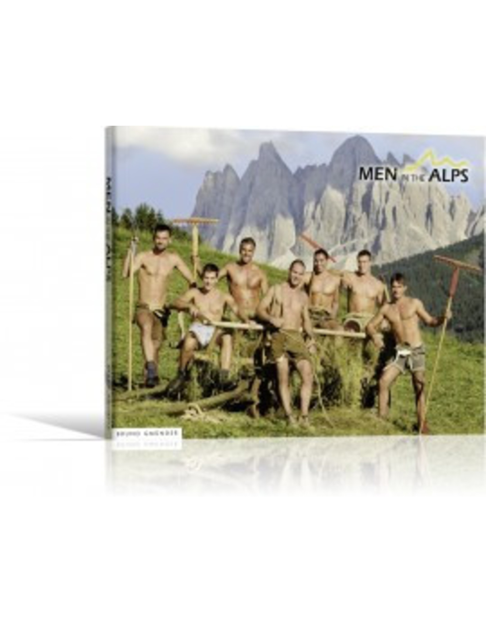 Men in the Alps