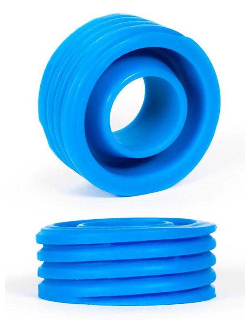 Keepburning Burning Wheels 100% Silikon Cockring CK12 Blau