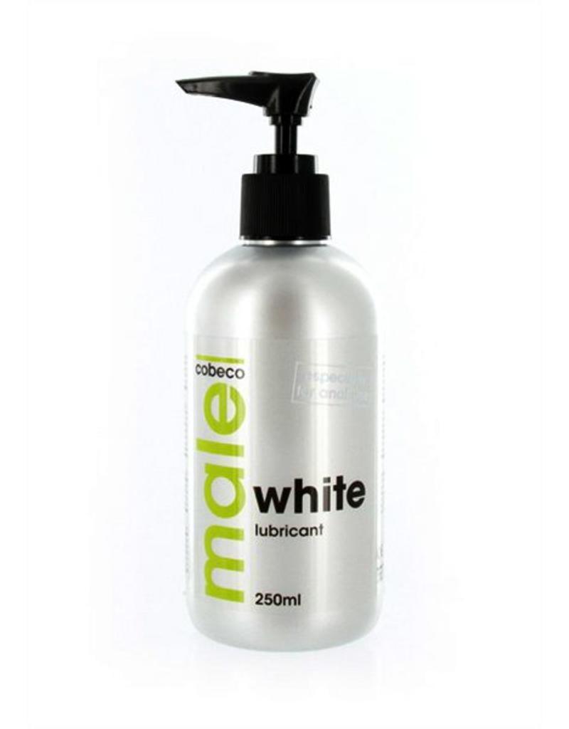 MALE WHITE Gleitgel 250ml