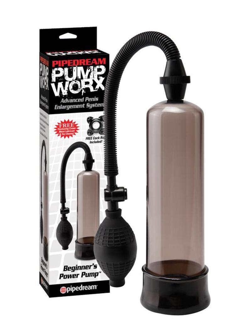 Pump Worx Beginners Power Pump schwarz
