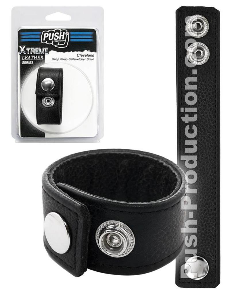 Push Xtreme Leather Cleveland Snap Strap Ballstretcher small