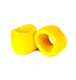 ZiZi ZIZI Plasma Ballstretcher & Cockring Yellow