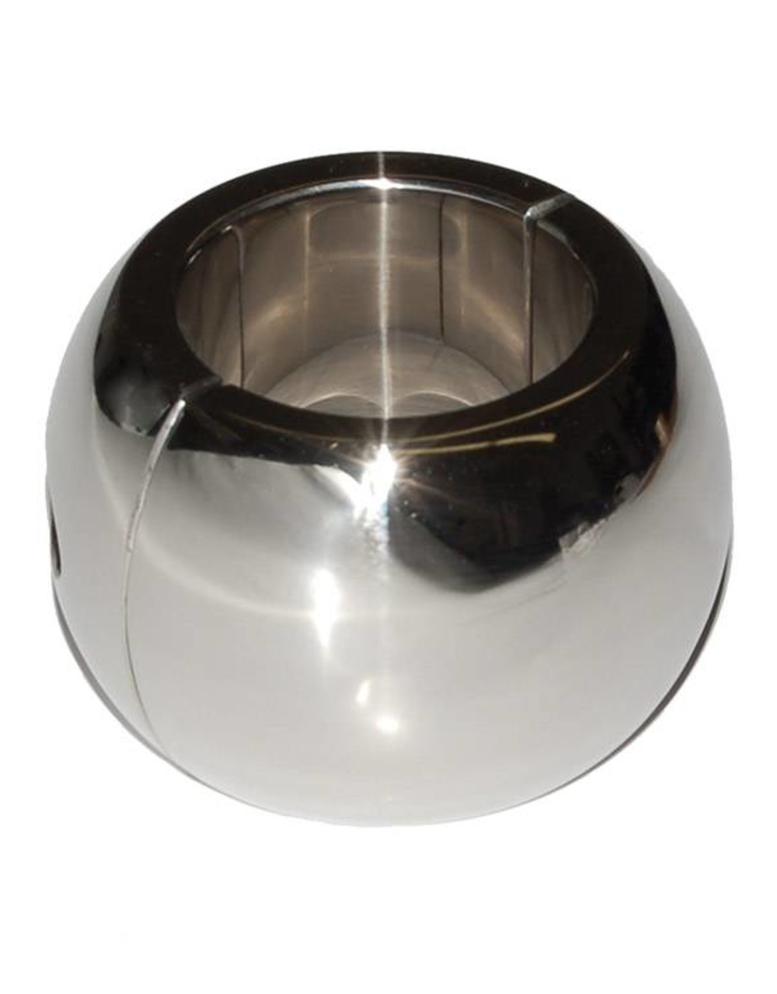Edelstahl Ball Stretcher oval - 40 x 35mm