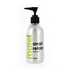 MALE Lubrifiant Anal Relax 250ml