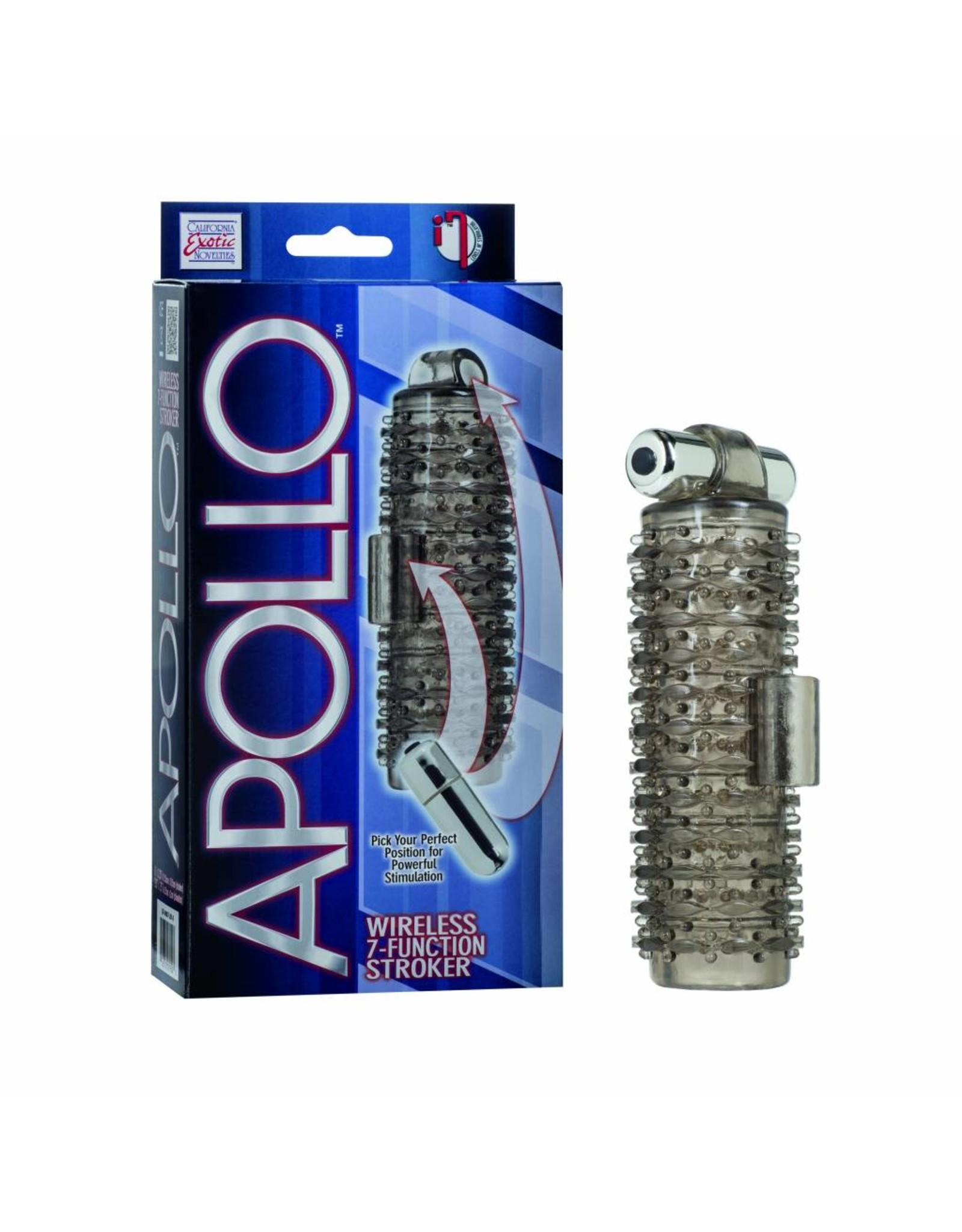 Apollo Wireless 7-Function masturbateur