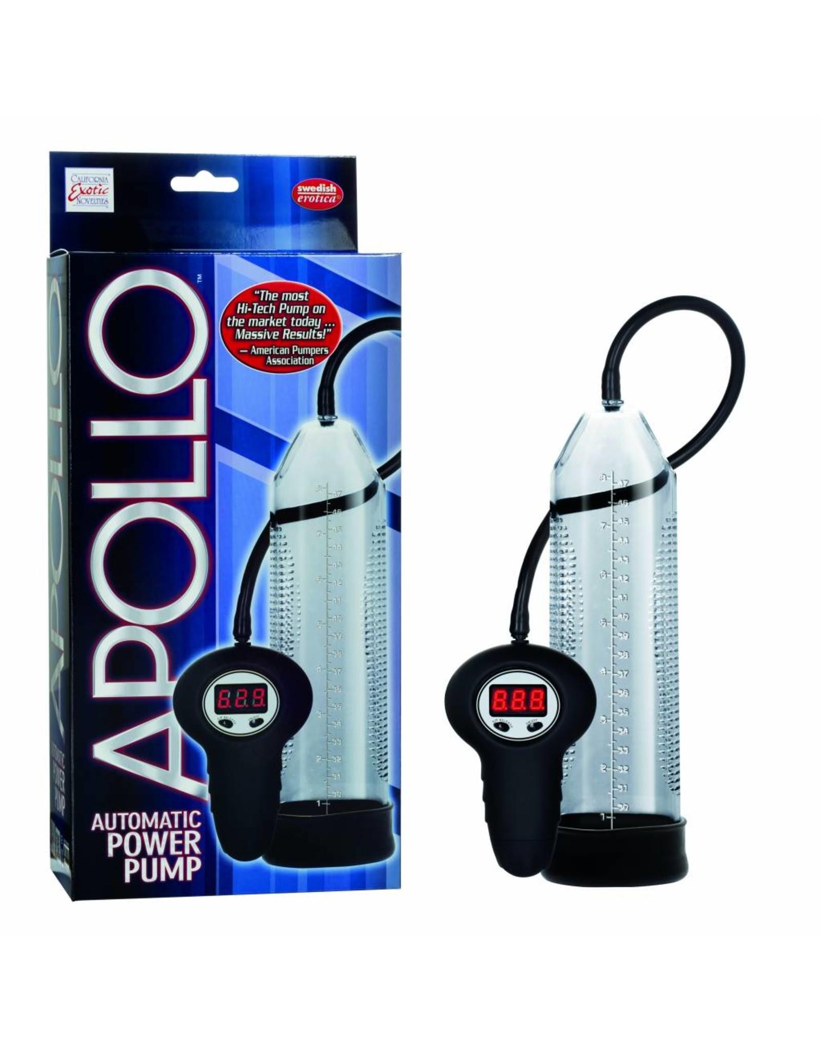 Apollo Automatic Power Penispumpe