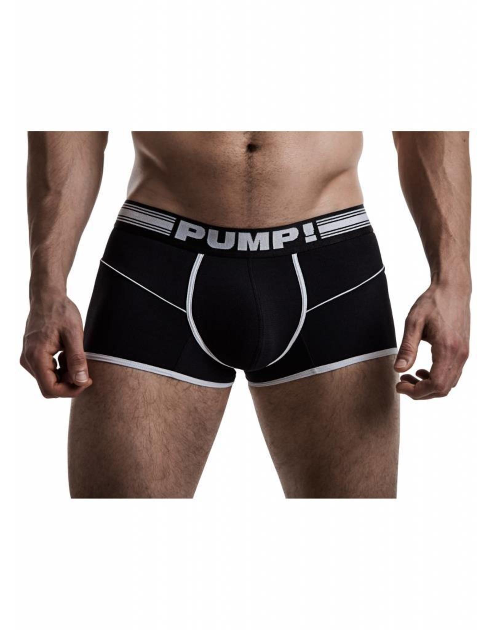PUMP! PUMP! Free Fit Boxer noir