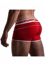 PUMP! PUMP! Free Fit Boxer rouge