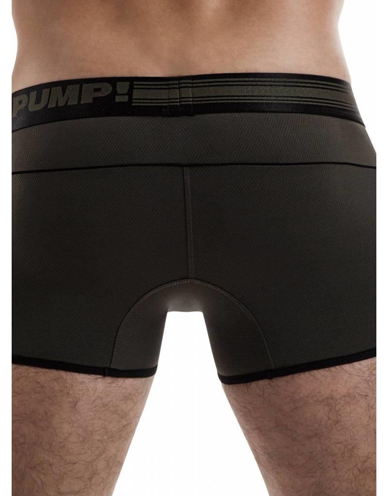 PUMP! PUMP! Free Fit Boxer grün