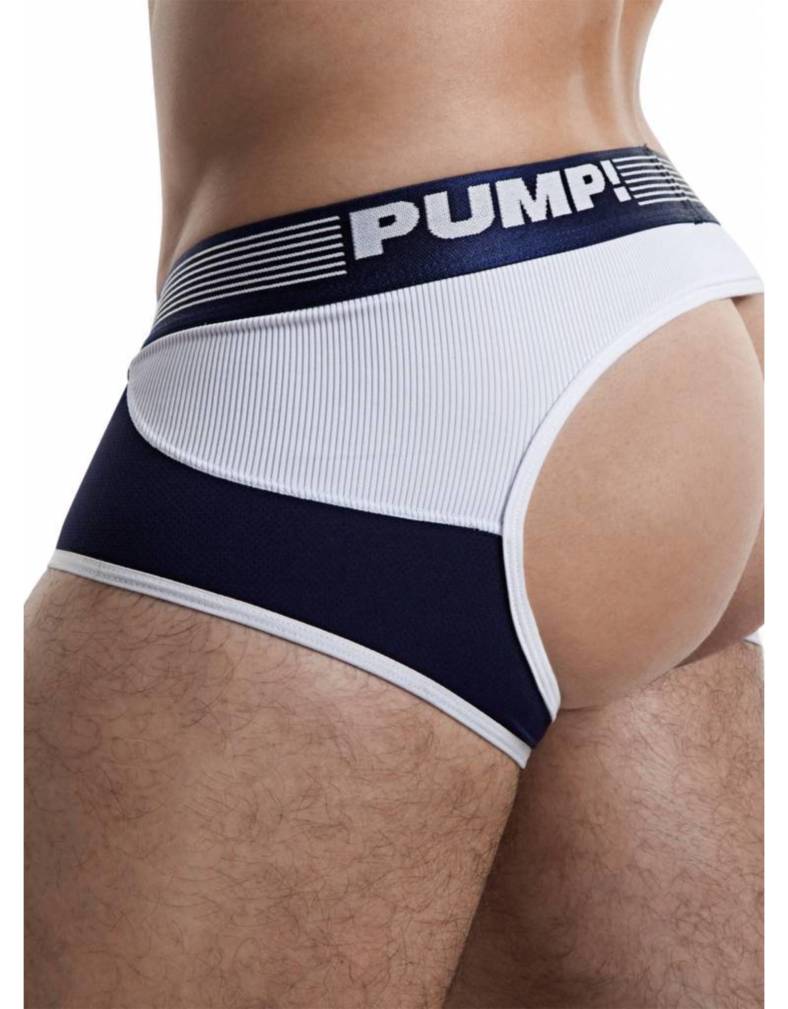 PUMP! PUMP! Access Trunk navy