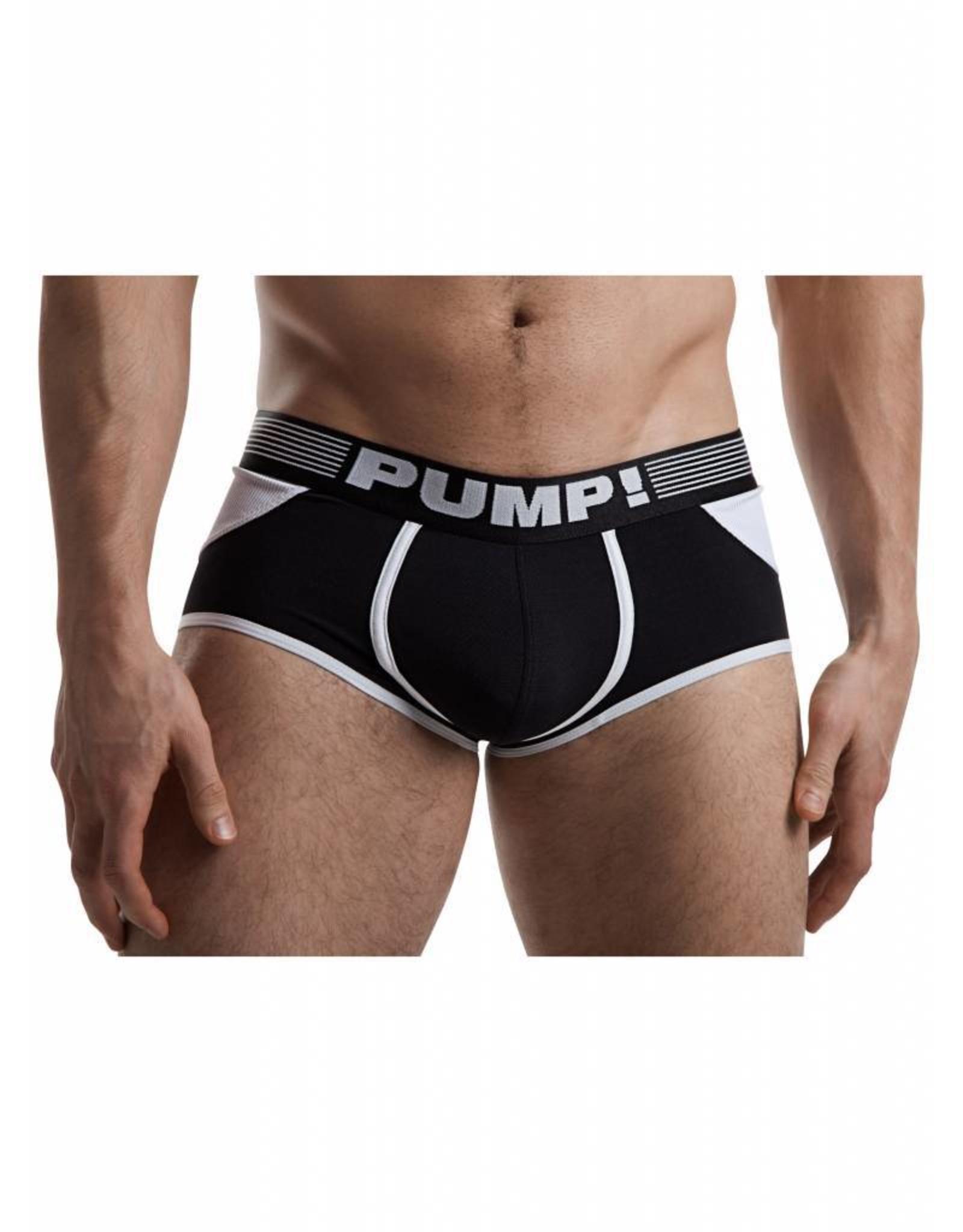 PUMP! PUMP! Access Trunk noir