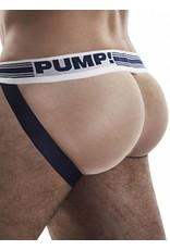 PUMP! PUMP! Free-Fit Jock navy