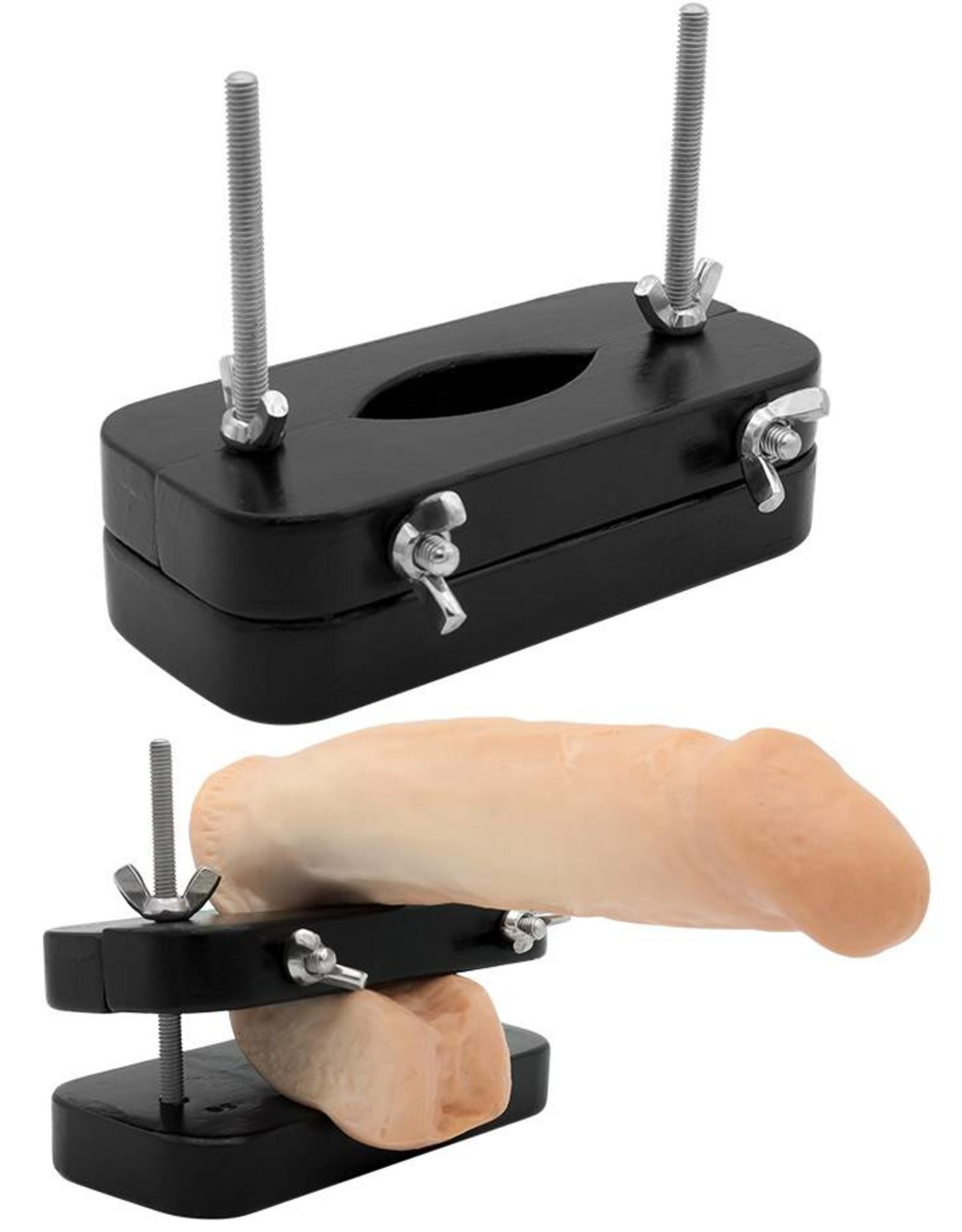 Extrem BDSM presse à testicules