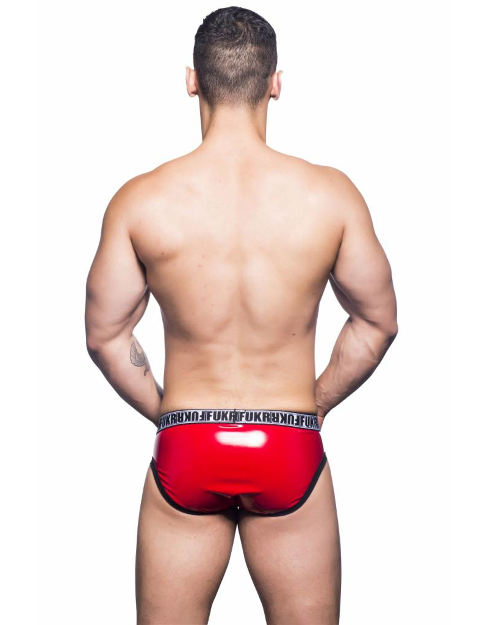 Andrew Christian Andrew Christian FUKR Provocative Brief rouge