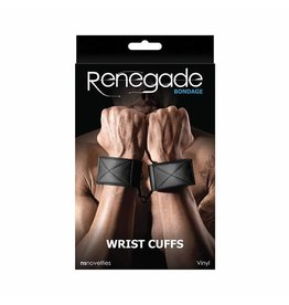 Renegade Bondage poignets