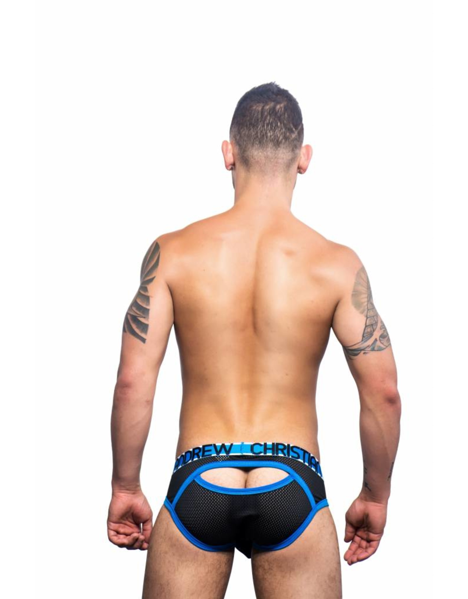 Andrew Christian Andrew Christian Almost Naked Air Mesh Eclipse Brief