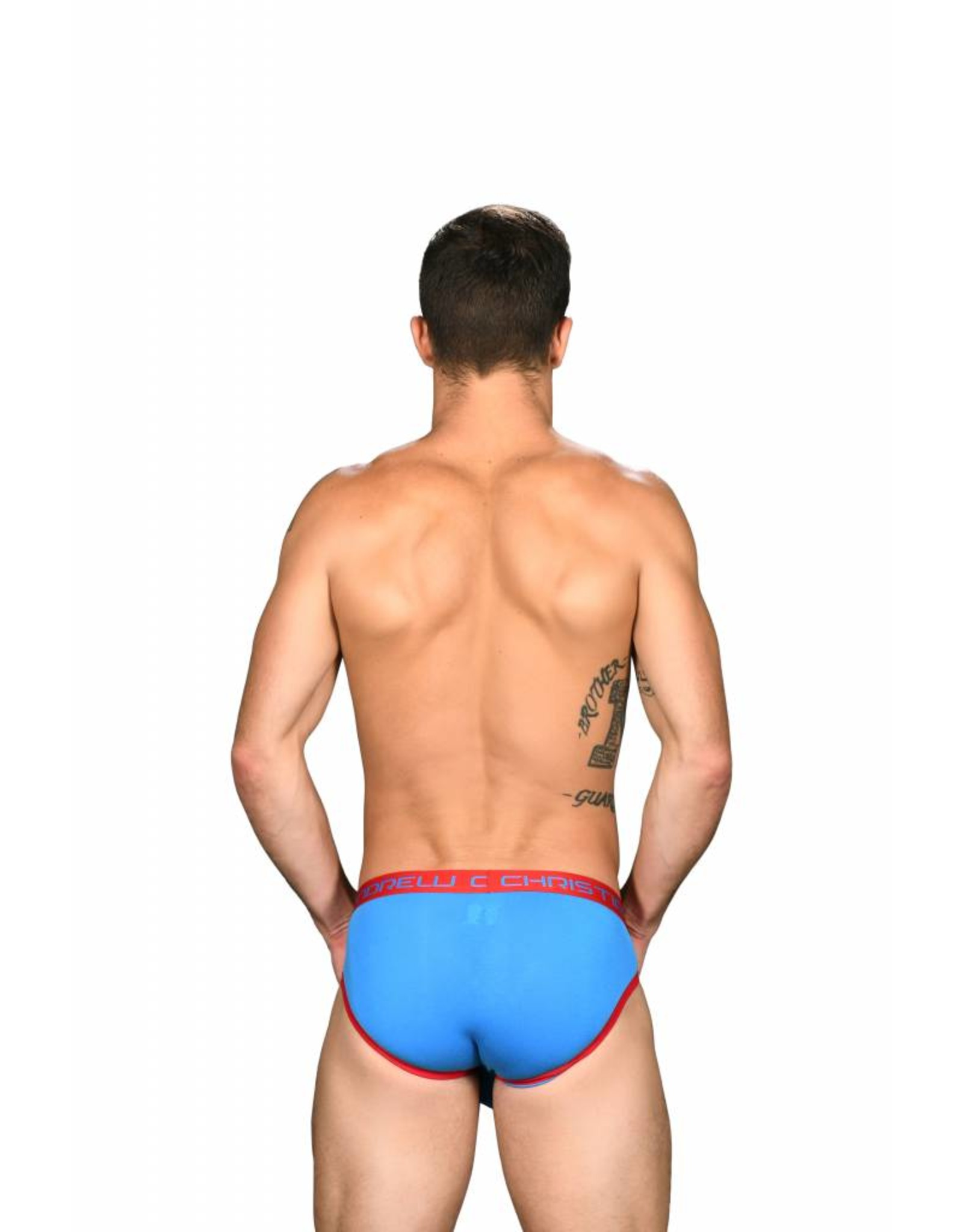 Andrew Christian Andrew Christian Almost Naked Retro Brief Electric Blue