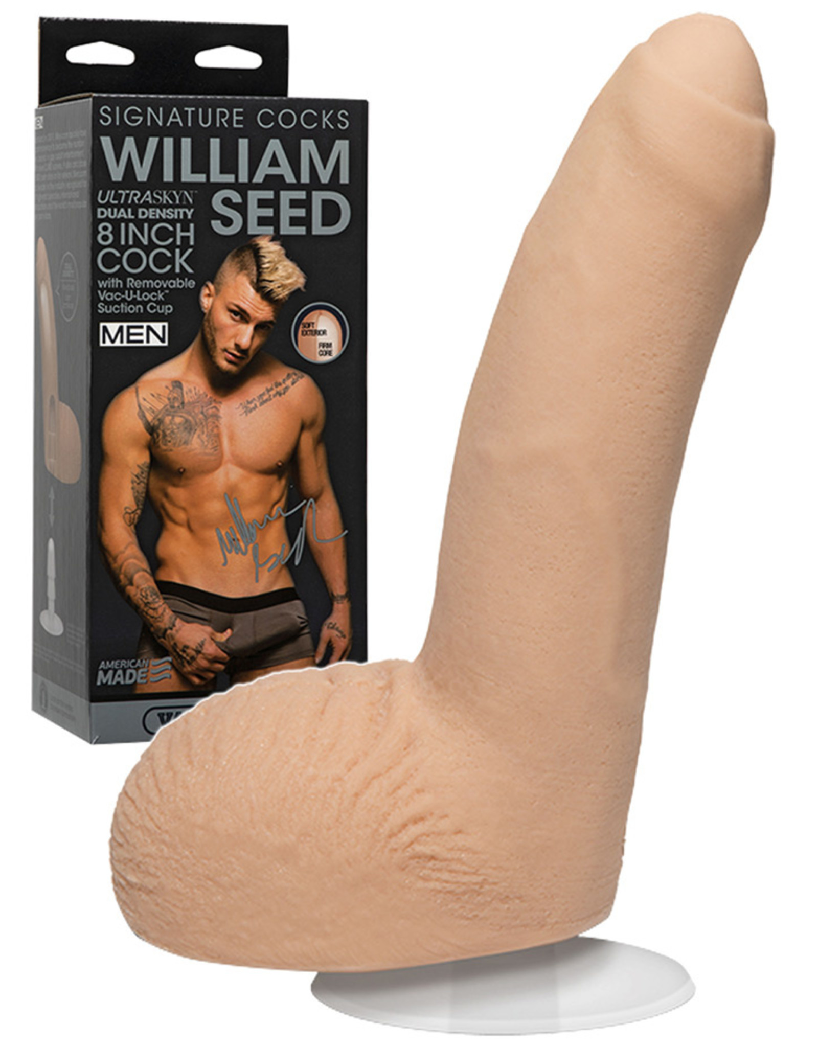 Signature Cocks - William Seed