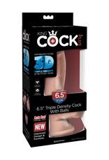 "King Cock King Cock Triple Density 6,5"""