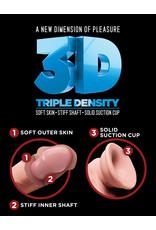 "King Cock King Cock Triple Density 9"""