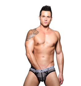 Andrew Christian Andrew Christian Sub Double-Mesh Brief