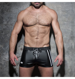 Addicted Addicted Fetish Double Stripe Rocky Shorts