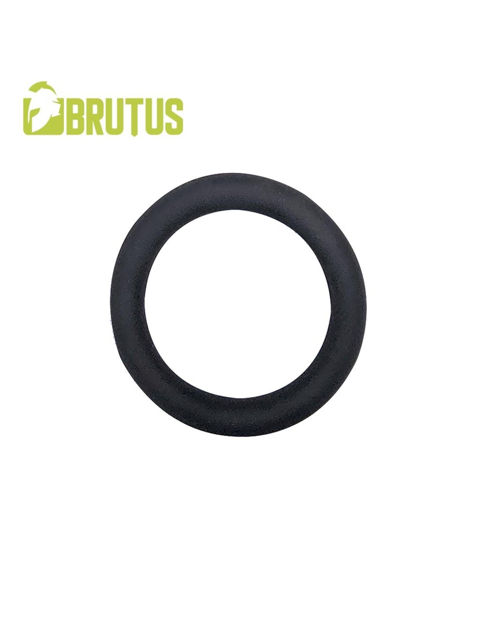 Brutus Slim Donut Silicone Cock Ring