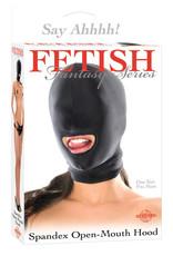 Fetish Fantasy - Spandex Open Mouth Hood