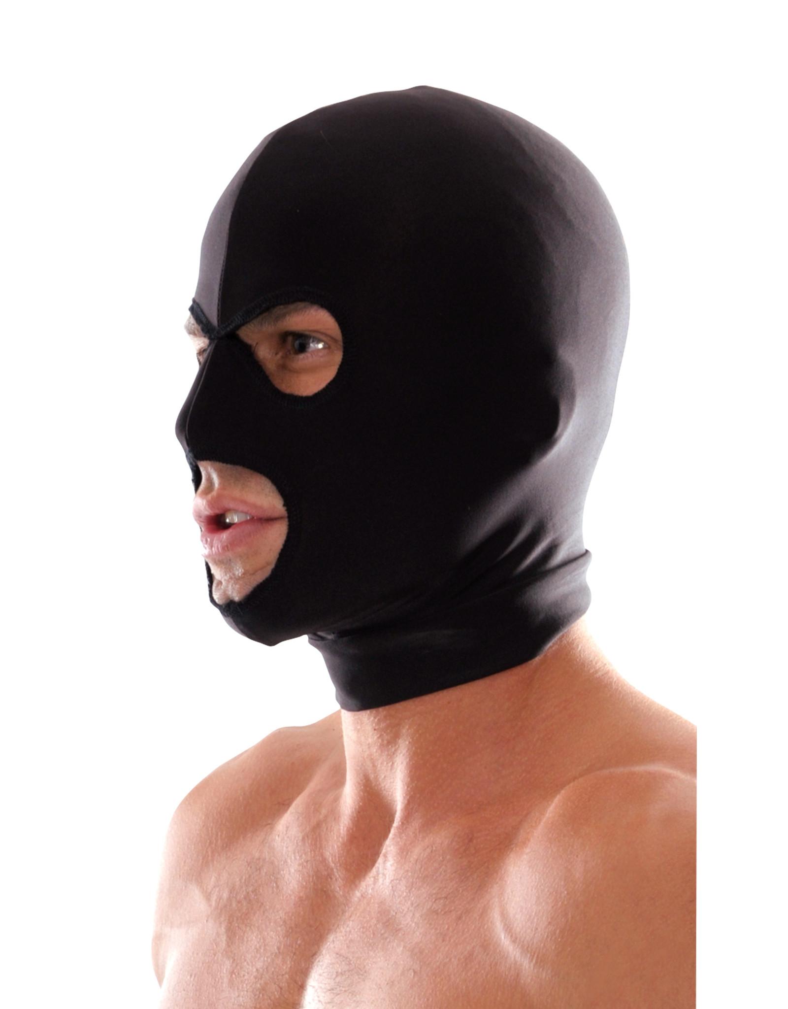 Fetish Fantasy - Spandex 3 Hole Maske